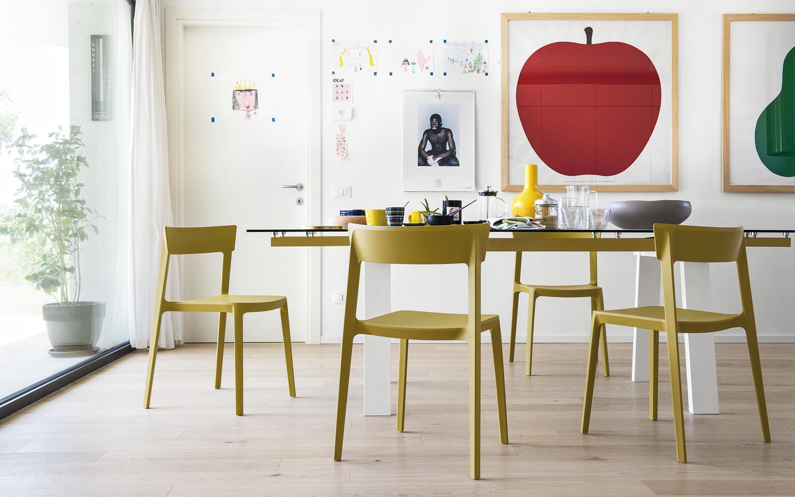 Calligaris sedie e tavoli 6 for Tavoli e sedie calligaris prezzi